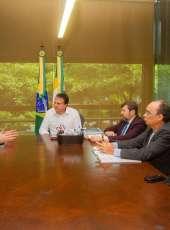 Secretário das Cidades participa de reunião com Ministro do Desenvolvimento Regional