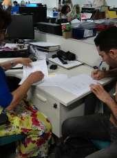 592 famílias assinam contrato, na SCidades, do residencial Jardim II