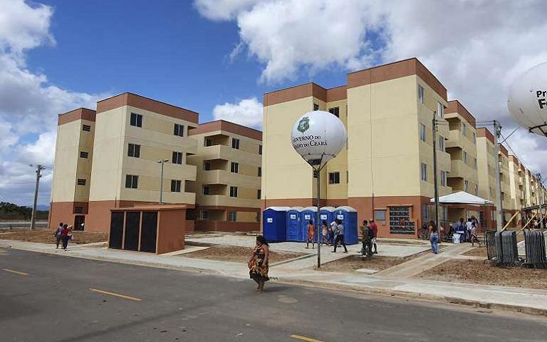 Mais de 7 mil pessoas são beneficiadas com a casa própria no Conjunto Habitacional Luiz Gonzaga, em Fortaleza