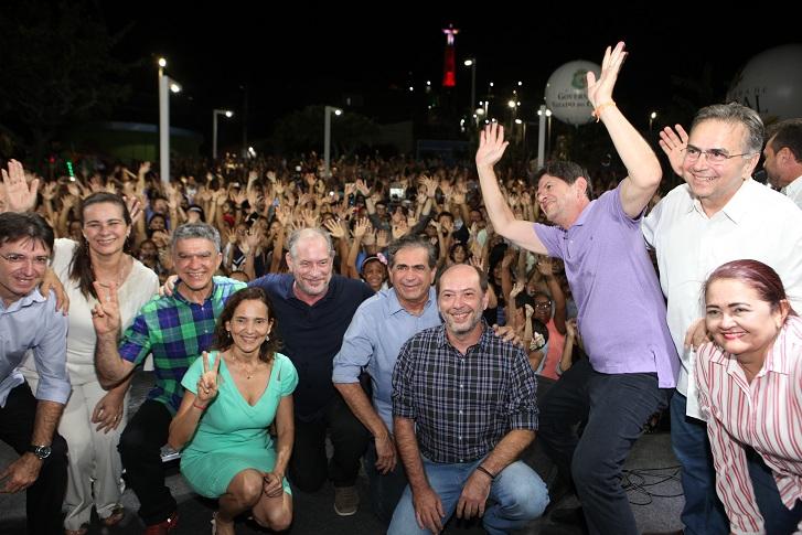 Novo Alto do Cristo em Sobral é inaugurado pelo Governo do Estado