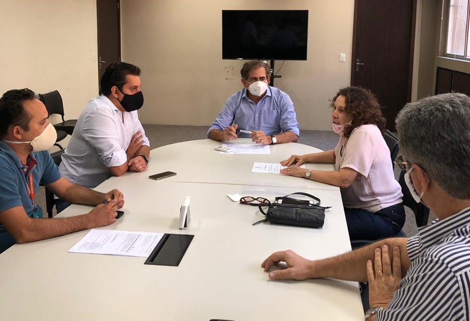 Rio Maranguapinho: assinatuda da OS para conclusão do Trecho II e III B