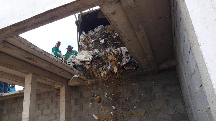 Início da operação piloto da Central de Tratamento de Resíduos Sólidos Regional Norte, em Sobral