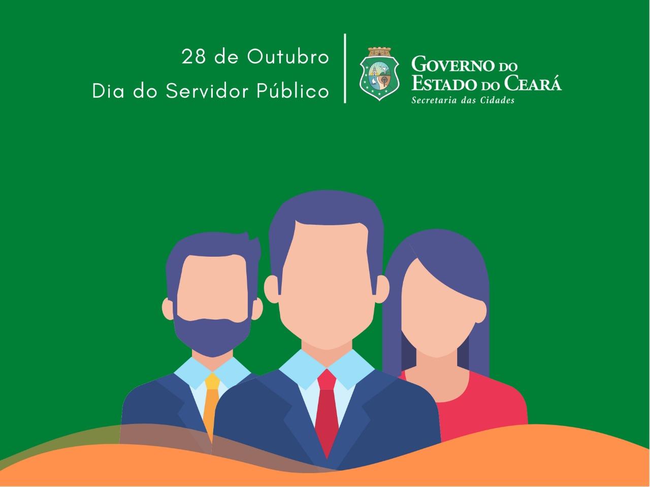 Dia 28 de outubro, Dia do Servidor Público