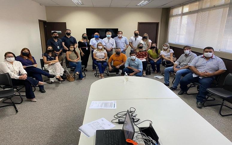 SCidades entrega equipamentos para equipes sociais do Programa Águas do Sertão